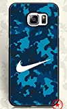 WoodCaseStory(TM) Samsung Galaxy S6 Edge Plus Hülle Trendy Design for Nike Brand Logo Samsung Galaxy S6 Edge Plus Hülle Protector Hülle Cover
