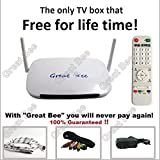 Arabic IPTV Free For Life (1Qty)