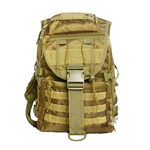 X7 espadon Voyage sac à dos tactique sac à bandoulière sac d'ordinateur sac à dos de randonnée de camping sac à dos de couleur extérieure 9