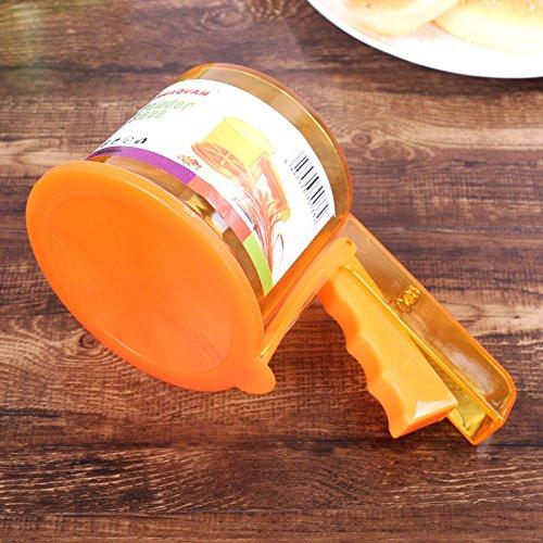 Bazaar Cup Form Mehl Sieb Mesh Mehlsieb Mechanische Backen Icing Sugar Shaker Sieb Werkzeug -