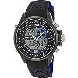 Reloj RADIANT NICKEL FREE RA400603 Hombre Silicona Negro Cronógrafo