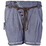 khujo Shorts Iman with Belt lilac, Größe: 27