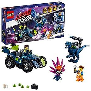 LEGO Movie 2 - Il fuoristrada Rex-tremo di Rex!, 70826  LEGO