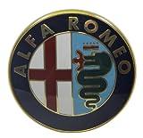 Alfa Romeo (Genuine OE) 60596492 Front Grille / Bonnet / Bumper Badge