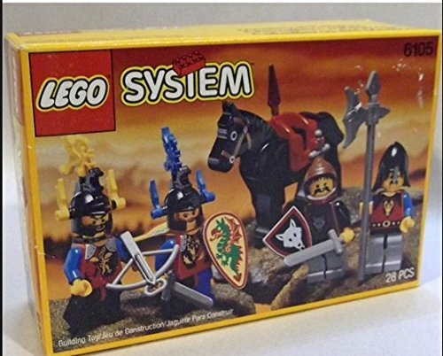 Lego-System-6105-Medieval-Knights-Model-1993