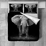 Descrizione:   I copripiumini sono lavabili in lavatrice e sono realizzati con cerniere nascoste facili da chiudere, che lo rendono facile da indossare e da togliere.  Ideale per camera da letto, camera per gli ospiti, stanza dei bambini, camper, ca...