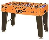 Sport One Tischfußball Evo Pro Stangen fallen mit höhenverstellbare Füße & Kugeln