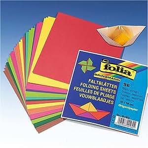 Gütermann / KnorrPrandell 8267650 - Folia Fogli per origami 19x19cm