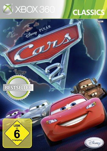 Cars 2 - Das Videospiel - Cars Spiel 360 2 Xbox