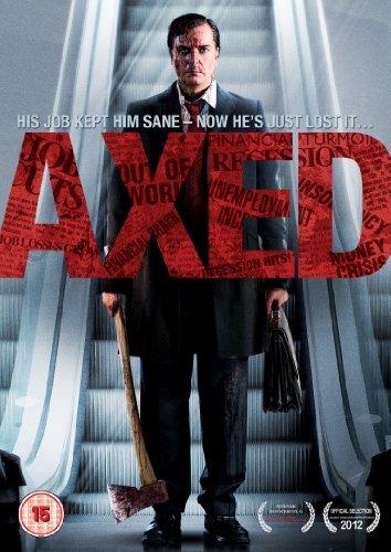 Axed [DVD] by Jonathan Hansler