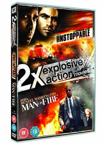 Unstoppable  Man on Fire Double Pack  DVD   2004