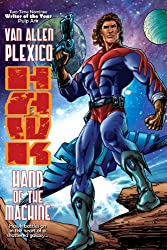 Hawk: Hand of the Machine (Shattered Galaxy Book 1)