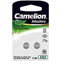Camelion 120 50202 AG 2 LR59 Battery - Multicolour (Pack of 2)