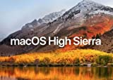 Mac OS X 10.13 High Sierra Full OS Install - MacOS Reinstallate/recupero laptop Downgrade/riparazione Utility complete Factory reset disco disco CD DVD