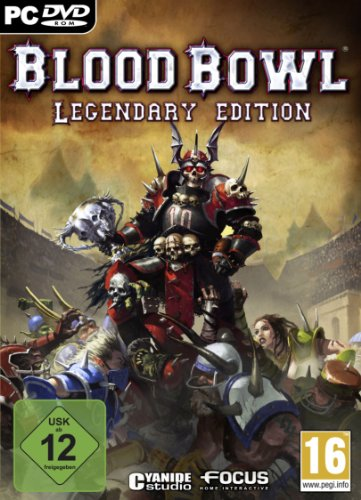 Blood Bowl - Legendary Edition [Importación alemana]