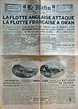 Telecharger Livres MATIN LE N 20554 du 05 07 1940 LA FLOTTE ANGLAISE ATTAQUE LA FLOTTE FRANCAISE A ORAN L ANGLETERRE A TOUJOURS TROMPE LE MONDE C EST DEVANT LE PORT ALGERIEN QUE DES NAVIRES BRITANNIQUES ONT OUVERT LE FEU SUR NOS UNITES NAVALES LE MARECHAL PETAIN PREPARE LA REFORME DE LA CONSTITUTION PARIS RECOIT DU LAIT LA BATAILLE DE FRANCE LE HAUT COMMANDEMENT ALLEMAND UN NOUVEAU CABINET ROUMAIN COMMUNIQUE ALLEMAND LA JEUNESSE FRANCAISE DERRIERE PETAIN LE RETOUR AU FOYER L ARMEE ALLEMANDE ASSURE EN (PDF,EPUB,MOBI) gratuits en Francaise