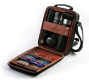 Handpresso 48206 Coffret Outdoor Complet Machine Expresso Portable pour Dosettes Ese