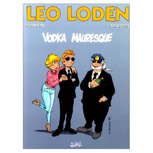 L??o Loden, Tome 8 : Vodka Mauresque by Christophe Arleston (2000-03-02)