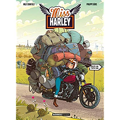 Miss Harley, Tome 2 :