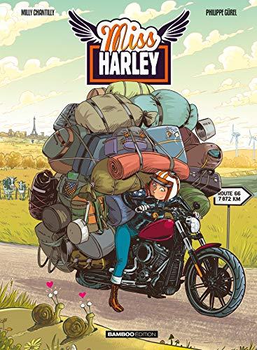 Miss Harley - Tome 2 par  Poitevin, Gurel, Mickaël Roux