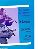 Concerto in B minor. Op. 35. Easy Concertos and Concertinos for Cello and Piano