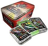 LEGO Ninjago - Serie 3 Trading Cards - Alle 4 Tins Komplett Paket - Deutsch