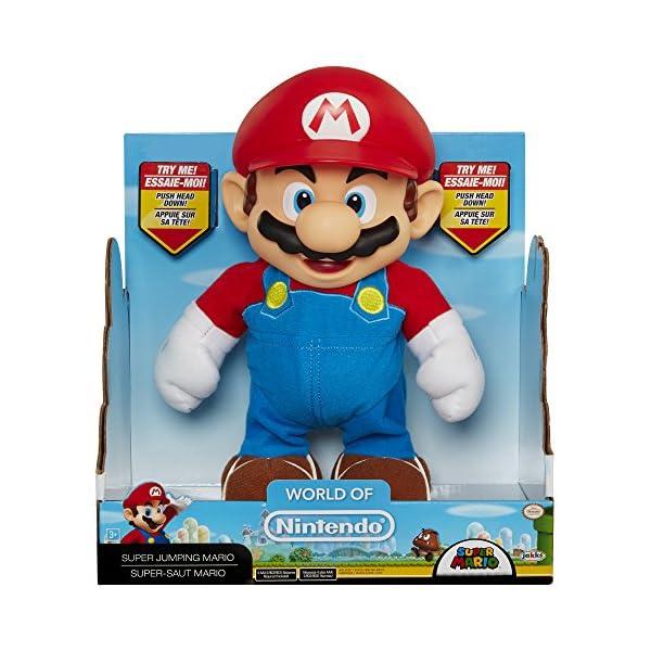 Jakks Pacific Super Mario Figura, Multicolor, Talla única (02492-EU) 6