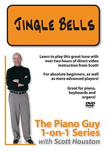 Preisvergleich Produktbild Piano Guy 1-on-1 Series: Jingle Bells by Scott Houston