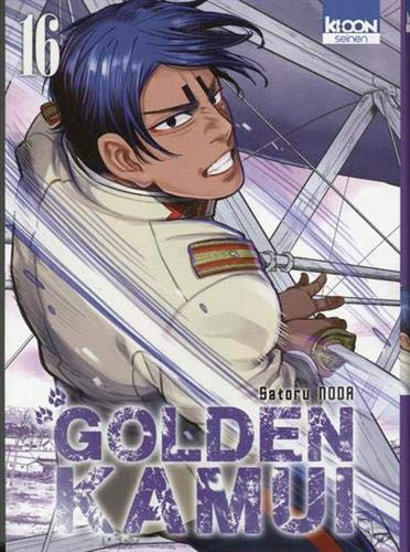 Golden Kamui Edition simple Tome 16