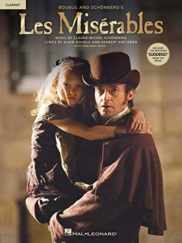 Les Misérables - Solos From The Movie -For Clarinet-: Noten für Klarinette (Solos from the Movies)