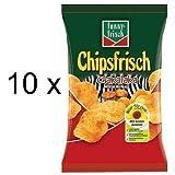Funny-Frisch Chips Frisch Chakalaka (10x 175g Tüten)