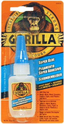 Gorilla Superglue 15g Test