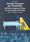 EMONTS - Metodo Europeo 3º para Piano (Libro)