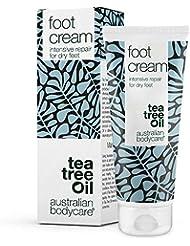 Australian Bodycare foot cream - Fußcreme gegen trockene Füße & Hornhaut. Die Urea Hornhautcreme ist der optimale Fußbalsam gegen Schrunden. Wirkt vorbeugend bei Fußpilz & Fußschweiß | fußpflege