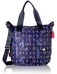 Oilily Ruffles Shopper Lvz - Bolsos maletín Mujer