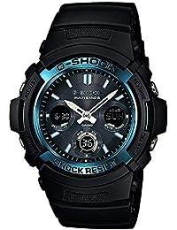 ddaebc618204 Casio – G-Shock – Negro – Detalles Azul
