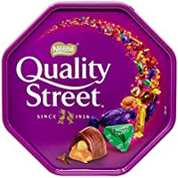 Quality Street Chocolates and Toffees Tub 750 g