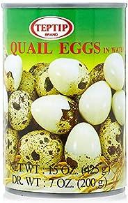 Teptip Quail Eggs - 425 gm