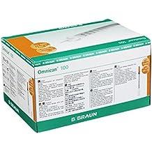 Jeringa Insulina 1 ml/100u.i. 0.30 x 8 mm Omnican-Caja 100u
