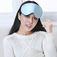 Weiche Schlafaugenmaske, superweiche Haut, leicht, bequem, blau 3 preisvergleich bei billige-tabletten.eu
