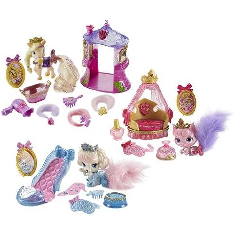 Disney Princess Palace animali Bellezza e Bliss Set, Modelli assortiti