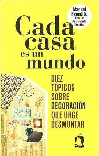Cada casa es un mundo por Marcel Benedito Gonzalez epub