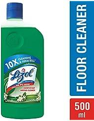Lizol Disinfectant Floor Cleaner Jasmine, 500 ml