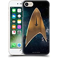 Official Star Trek Discovery Delta Logo Hard Back Case for Apple iPhone 7 / iPhone 8