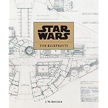 Star Wars - The Blueprints by J.W Rinzler (2013) Hardcover