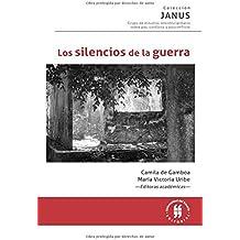 Los silencios de la guerra
