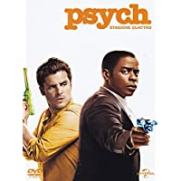 Psych - Stagione 4
