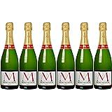 Montaudon Brut Champagner (6 x 0.75 l)