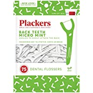 Plackers Right Angle Flossers, Pack of 2 (Total 150)