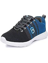 Bourge Boy's Orange-08 Running Shoes